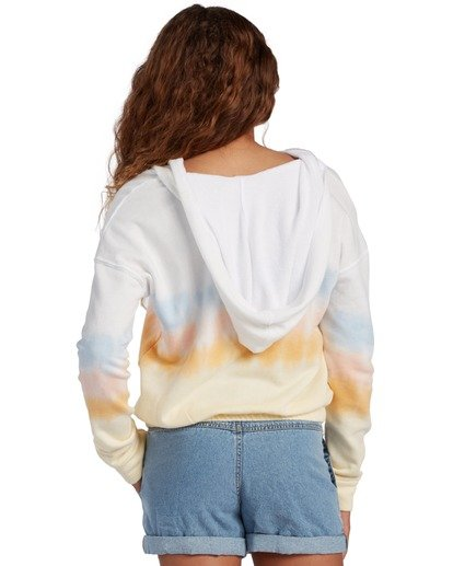 2 Girl's Cali Days Pullover Sweatshirt  ABGFT00122 Billabong
