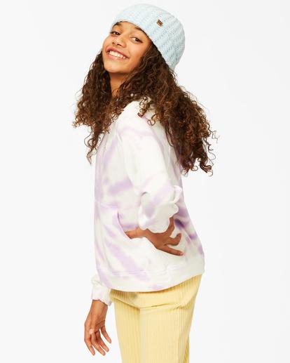 1 Girls' Dreamy Colors Hoodie Multicolor ABGFT00131 Billabong