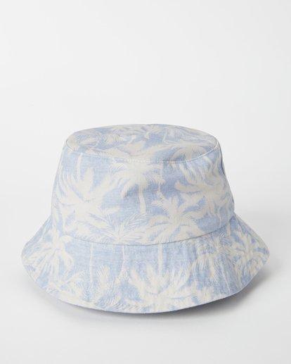 2 Girl's Bucket List Hat Brown ABGHA00101 Billabong
