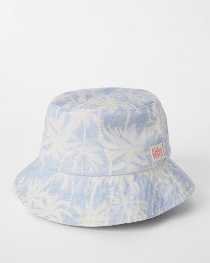 1 Girl's Bucket List Hat Brown ABGHA00101 Billabong