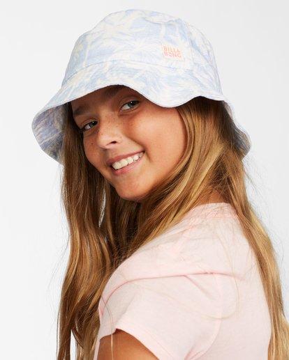 4 Girl's Bucket List Hat Brown ABGHA00101 Billabong
