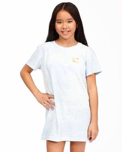 0 Girls' Keep It Beachy T-Shirt Dress Black ABGKD00101 Billabong