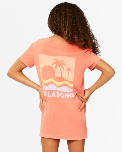2 Girls' Keep It Beachy T-Shirt Dress Multicolor ABGKD00101 Billabong