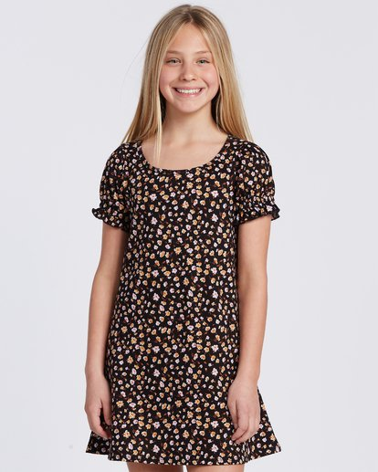 0 Ditsy Dream Dress  ABGKD00102 Billabong