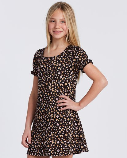 1 Ditsy Dream Dress  ABGKD00102 Billabong