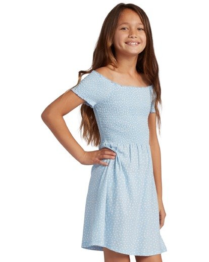 1 Off Beach Dress Blue ABGKD00105 Billabong