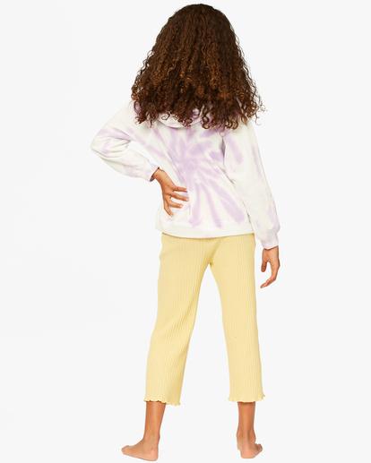 2 Girls' I'm Set High-Waisted Pants Yellow ABGNP00115 Billabong