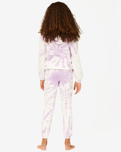 2 Girls' Making Waves High-Waist Sweatpants Multicolor ABGNP00117 Billabong