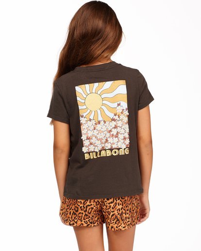 2 Girls' Mad For You Shorts Multicolor ABGNS00103 Billabong
