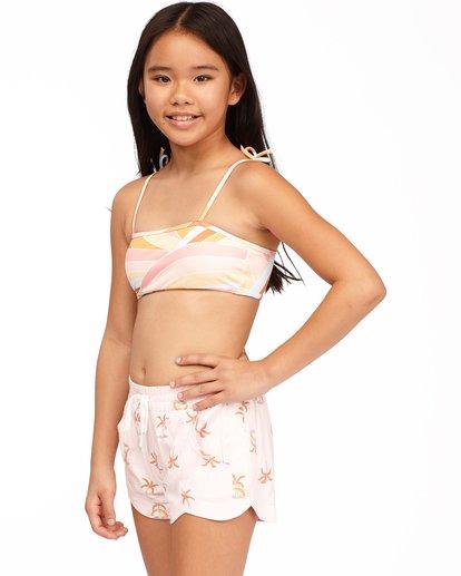 1 Girls' Mad For You Shorts Pink ABGNS00103 Billabong