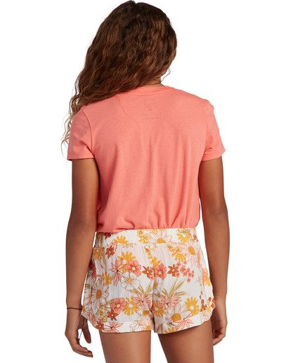2 Girl's Mad For You Shorts Grey ABGNS00106 Billabong