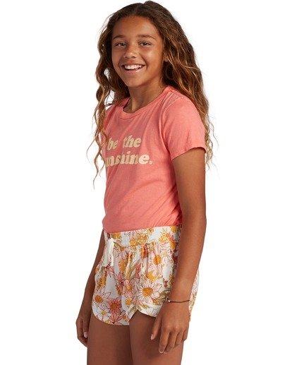1 Girl's Mad For You Shorts Grey ABGNS00106 Billabong