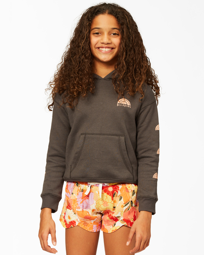 0 Girls' Mad For You Shorts Multicolor ABGNS00106 Billabong