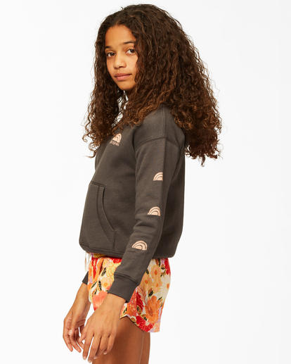 1 Girls' Mad For You Shorts Multicolor ABGNS00106 Billabong