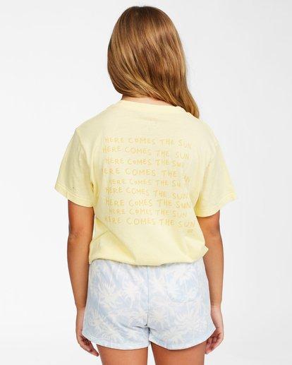 2 Girls' Palms All Day Shorts Brown ABGNS00110 Billabong