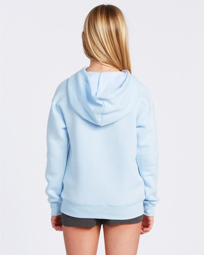 2 The Sun Is Coming Hoodie Blue ABGSF00102 Billabong