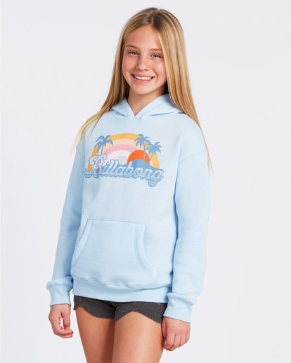 1 The Sun Is Coming Hoodie Blue ABGSF00102 Billabong