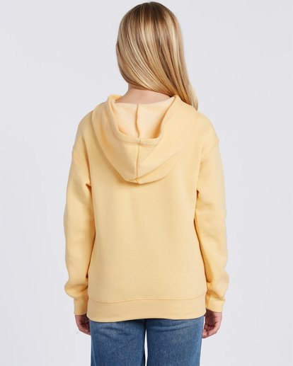 2 Good Times Hoodie Yellow ABGSF00103 Billabong