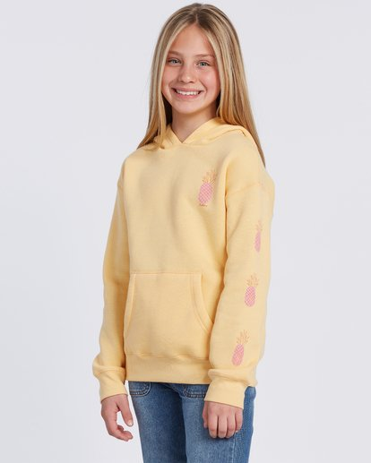 1 Good Times Hoodie Yellow ABGSF00103 Billabong