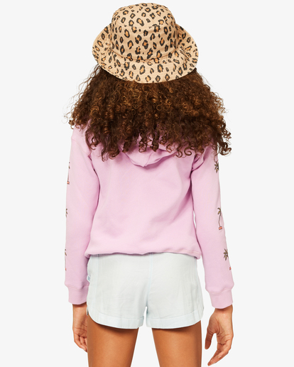 2 Girls' Take Your Time Hoodie Multicolor ABGSF00126 Billabong
