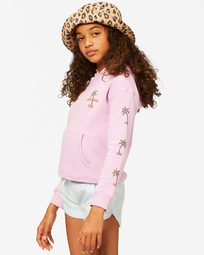 1 Girls' Take Your Time Hoodie Multicolor ABGSF00126 Billabong