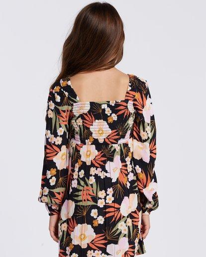 2 Lucky One Dress Black ABGWD00100 Billabong