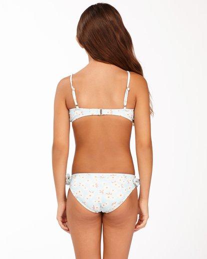 1 Girls' Picked For You Trilet Bikini Set Blue ABGX200167 Billabong