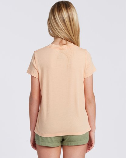 5 No Bad Days T-Shirt Orange ABGZT00101 Billabong