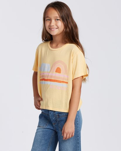1 Painted Skies T-Shirt  ABGZT00109 Billabong