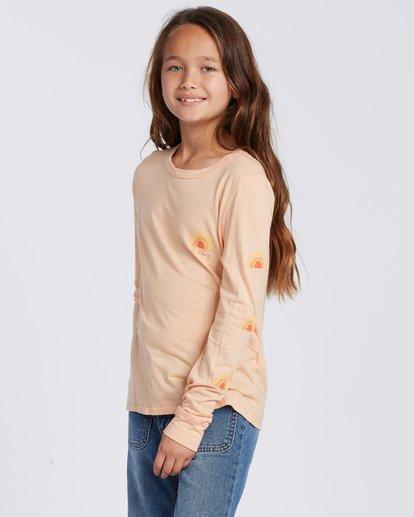 1 Sun Kissed Long Sleeve T-Shirt  ABGZT00113 Billabong
