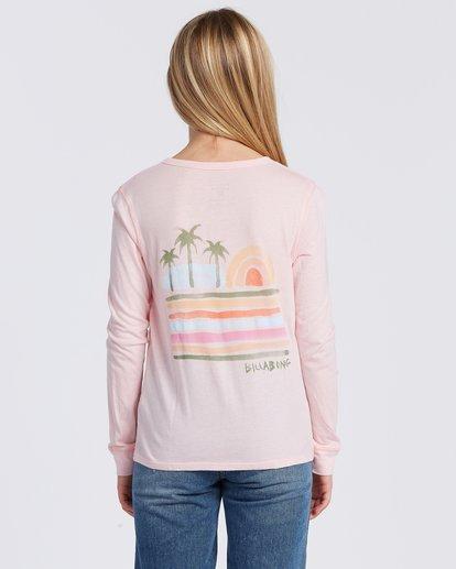 1 Beach Dreams Long Sleeve T-Shirt Purple ABGZT00117 Billabong