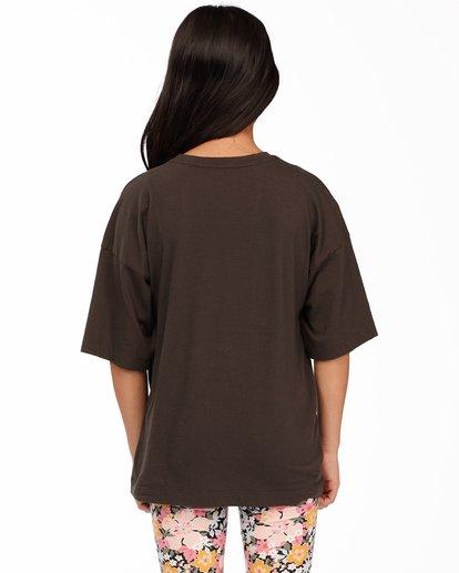 2 Girls' Smile At The Sun T-Shirt Black ABGZT00169 Billabong