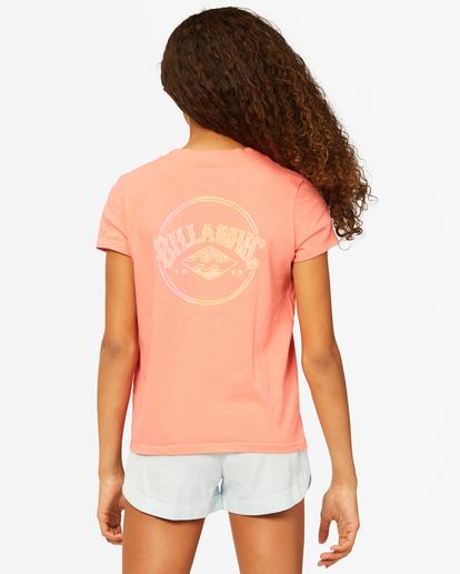 2 Girls' Since 73 T-Shirt Multicolor ABGZT00182 Billabong