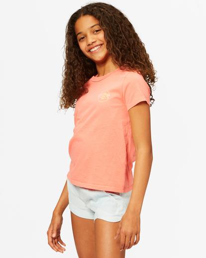 1 Girls' Since 73 T-Shirt Multicolor ABGZT00182 Billabong