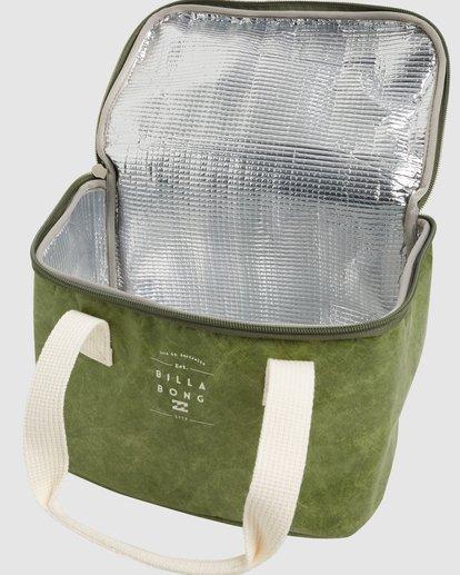 5 Tomorrow Lunch Box Green ABJAA00129 Billabong