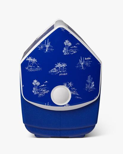 3 Playmate Pal Beach Cooler Blue ABJAA00138 Billabong