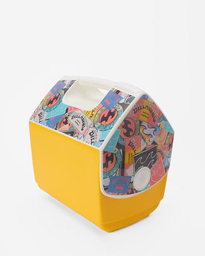 1 Billabong x Igloo Playmate Pal Cooler Yellow ABJAA00138 Billabong