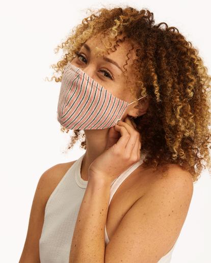 0 Cover It Up Facemask Grey ABJAA00141 Billabong