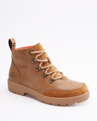 3 Aurora Boots Brown ABJB600010 Billabong