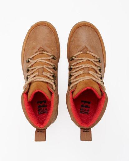 2 Aurora Boots Brown ABJB600010 Billabong