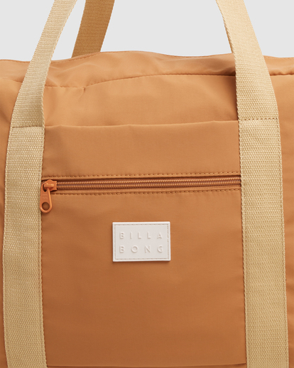 6 Off Shore Weekender Bag White ABJBL00101 Billabong