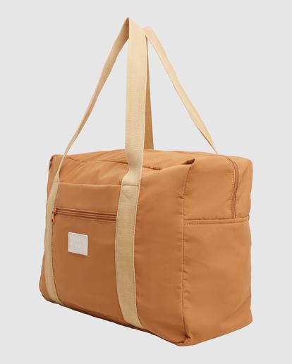 3 Off Shore Weekender Bag White ABJBL00101 Billabong