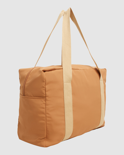 4 Off Shore Weekender Bag White ABJBL00101 Billabong