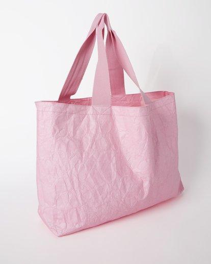 2 Billa Tote Bag Pink ABJBP00134 Billabong