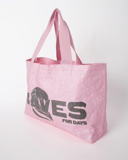1 Billa Tote Bag Pink ABJBP00134 Billabong