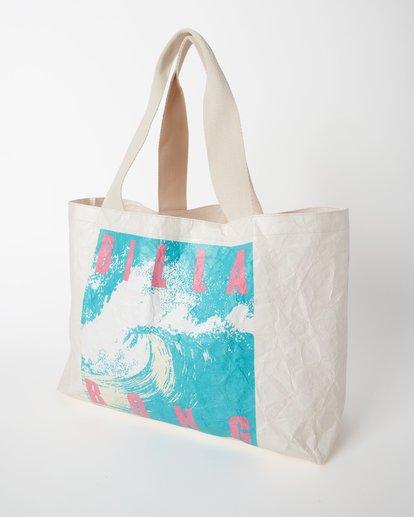 1 Billa Tote Bag White ABJBP00134 Billabong