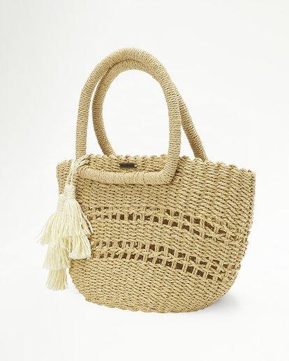 2 Hang On Straw Bag White ABJBP00136 Billabong