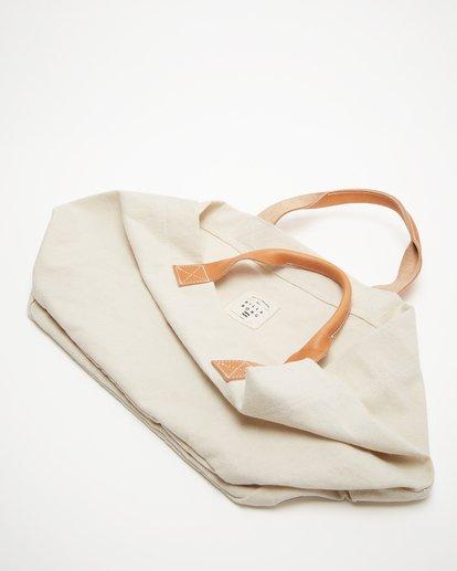 2 My Guy Tote Bag White ABJBP00139 Billabong