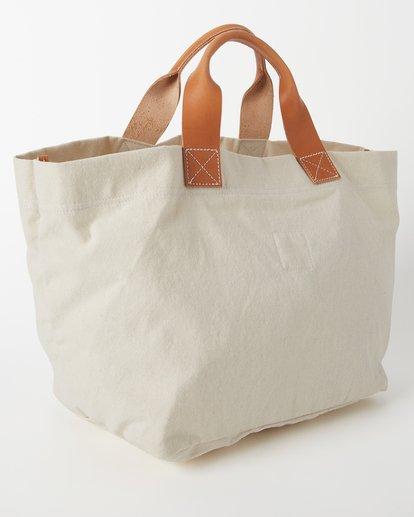 1 My Guy Tote Bag White ABJBP00139 Billabong