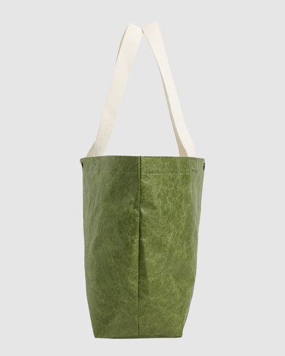 2 Tomorrow Shopper Bag Green ABJBP00151 Billabong